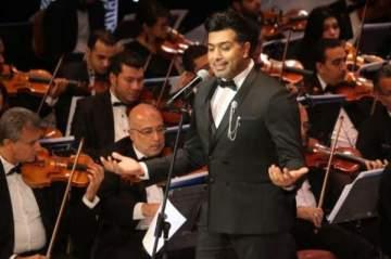 همام ابراهيم يطلق أغنيته الجديدة في حفله في دار الاوبرا المصرية