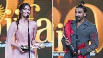 عليا بهات ورانفير سينغ أفضل ممثلين هنديين