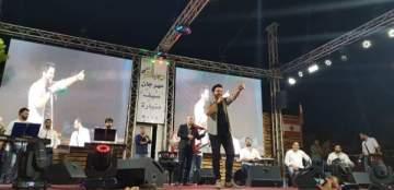 هشام الحاج يحيي حفلاً مميزاً في مهرجان صيف منيارة.. بالصور