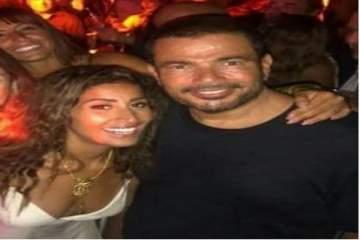 هل سرّبت دينا الشربيني هذه الصورة لتأكيد علاقتها بـ عمرو دياب؟