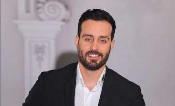 """بالفيديو- سعد رمضان يستعد لإطلاق """"إنت وأنا"""""""