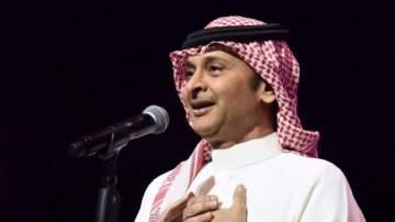إبن عبد المجيد عبد الله يطمئن الجمهور على صحة والده- بالفيديو