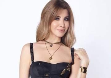 نانسي عجرم تحتفل بأول قربانة لإبنتها ميلا..شاهدوا روعة التحضيرات وفخامتها
