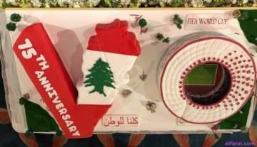نجوم لبنان يشاركون السفارة اللبنانية في قطر احتفالها بعيد الاستقلال