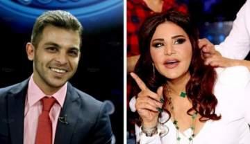 بعد أن ردت عليهما بتعليق.. هل ستحضر أحلام زفاف محمد رشاد ومي حلمي؟