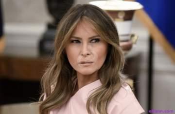 ميلانيا ترامب تحبس الأنفاس بمعطف باهظ الثمن...خمنوا كم سعره؟