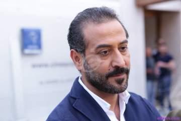 خاص الفن – هذه حقيقة زواج عبد المنعم عمايري من الممثلة الصاعدة