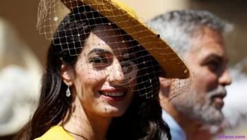 ماكياج أمل كلوني البسيط في العرس الملكي كلّفها أكثر مما تتخيلون! بالارقام