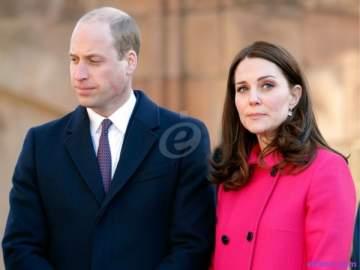 الأمير وليام يصطحب ولديه الأميرين لزيارة الأمير الجديد