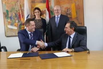 غطاس الخوري رعى توقيع إتفاقية شراكة بين أوبرا لبنان وأوبرا روما