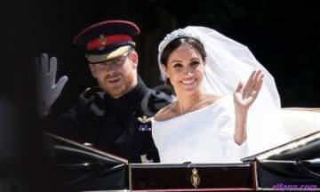 بعد مرور 5 اشهر على زواجهما..الامير هاري وميغان ماركل ينتظران طفلهما الاول