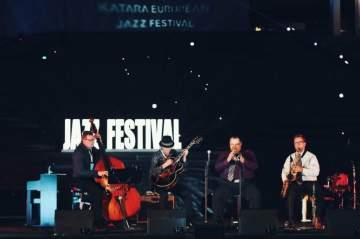 حفل ختام عالمي لمهرجان كتارا الأوروبي للجاز
