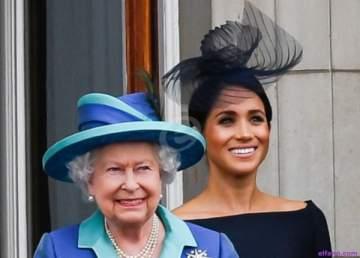 ميغان ماركل تتمرد مجدداً على قرارات الملكة إليزابيث- بالصور