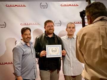 """خاص الفن- فيلم أنطوني مرشاق """"هيك بدّن"""" يخطف جائزة عالمية في لوس أنجلوس"""