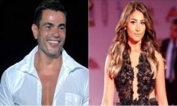 هل أنهى عمرو دياب الجدل حول علاقته بـ دينا الشربيني وأكد الموضوع بهذه الطريقة؟- بالفيديو