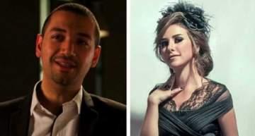 أول صورة رومنسية تجمع شيري عادل وزوجها معز مسعود رداً على شائعات إنفصالهما