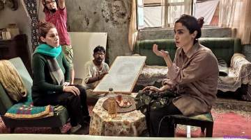 خاص بالصور- نوار يوسف وسارة الطويل ترويان تفاصيل زيارتهما إلى الهند