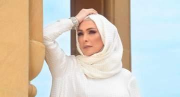 أمل حجازي تنتقد الهجوم على التي تخلع الحجاب