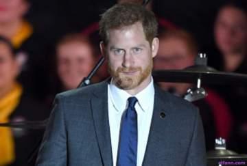 الأمير هاري يوبّخ صحافية بسبب سؤالها