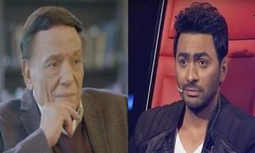هل من فيلم سيجمع عادل إمام مع تامر حسني؟