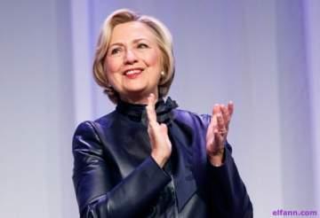 هيلاري كلينتون توضح حقيقة مثليتها الحنسية