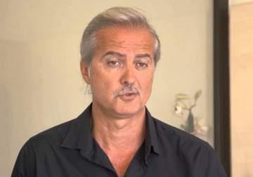بيار داغر:  السينما السورية أضافت إلى رصيدي خبرة