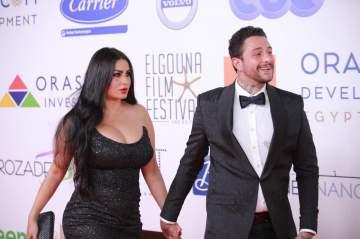 """خاص """"الفن""""- إنفصال أحمد الفيشاوي عن زوجته.. فهل يتراجع؟"""