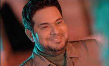 """حاتم العراقي يتخطى المليون الأول بفيديو كليب """"أول غرامي"""""""