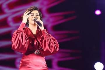 إليكم سعر فستان شيرين عبد الوهاب في حفلها بموسم الرياض