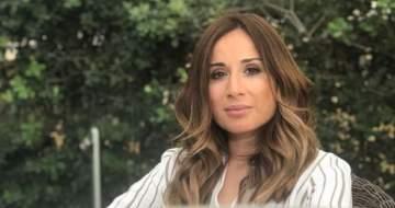 """أول صورة تجمع كارين رزق الله وجيري غزال من كواليس مسلسل """"ع إسمك"""""""