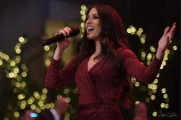 """خاص الفن- هبة طوجي تكشف تفاصيل حفل عيد الميلاد: """"سيكون روحانياً"""""""