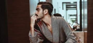 نجم The Voice حسن العطار يستعد لدخول عالم الأزياء وإطلاق ألبوم مرئي