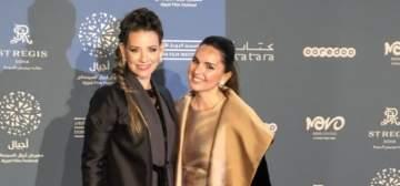 مهرجان أجيال السينمائي 6 يفتتح فعالياته بحضور نجوم خليجيين وعالميين