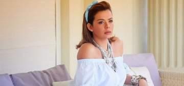 إيمي سالم: مصطفى خاطر أخ وأتمنى أن يجمعني عمل بـ فتحي عبد الوهاب