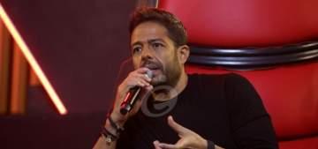 """خاص بالفيديو- محمد حماقي: هذا الفرق في التحكيم بين """"ذا فويس كيدز"""" وThe Voice"""