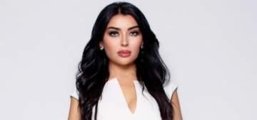 ملكة جمال إيران ومبادرة إنسانية من أجل لبنان