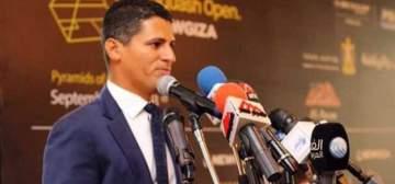 عمرو منسي.. بطل الاسكواش الذي شارك في نجاح مهرجان الجونة السينمائي