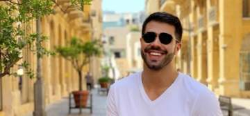 الممثل البرازيلي من أصل لبناني جوليانو لحام: سأصوّر فيلماً في لبنان وأحب هيفا وهبي وفارس كرم وجورج وسوف