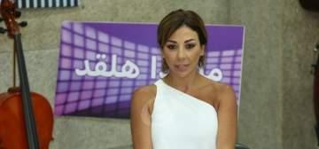 خاص وبالفيديو- هذا ما فعلته رولا شامية إحتراماً منها لـ عادل كرم