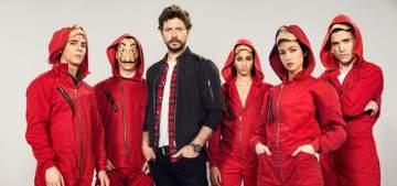 مسلسل La Casa de Papel  يعود بموسمه الرابع في هذا التاريخ