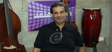 """خاص وبالفيديو- سمير صفير :""""لا يحق لي أن أتحدث عن طلاق وائل كفوري ولكن هذا ما يحزنني"""""""