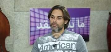 """خاص وبالفيديو- مازن معضم :""""هذا ما يفعله مروان حداد"""""""