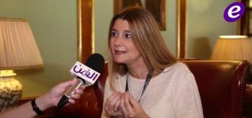 خاص بالفيديو- بيتي توتل :من المهم أن تخلو الجوائز من الوساطة..ولبنان أثبت نفسه عالمياً