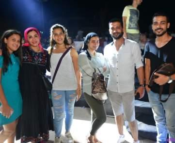 حفل محمد حماقي