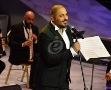 رامي عياش في دار الأوبرا المصرية