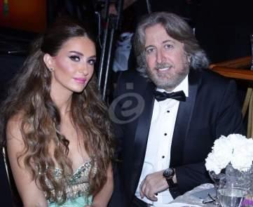 جمال فياض وزوجته
