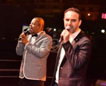 حفل وائل جسار في مصر
