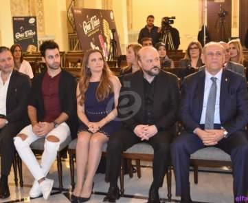 ملحم رياشي- جمال الجراح-تانيا قسيس-أنطوني توما-نقولا الأسطا