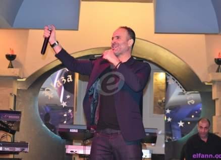 خاص بالصور- أيمن زبيب يحيي حفلاً مميزاً لمناسبة عيد الميلاد لدى الطوائف الأرمنية