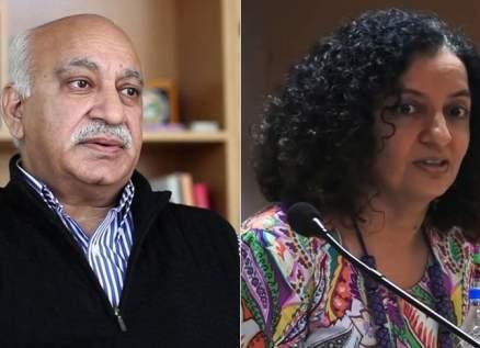 صدور الحكم في قضية تشهير رفعها وزير هندي على صحافية اتهمته بالتحرش بها